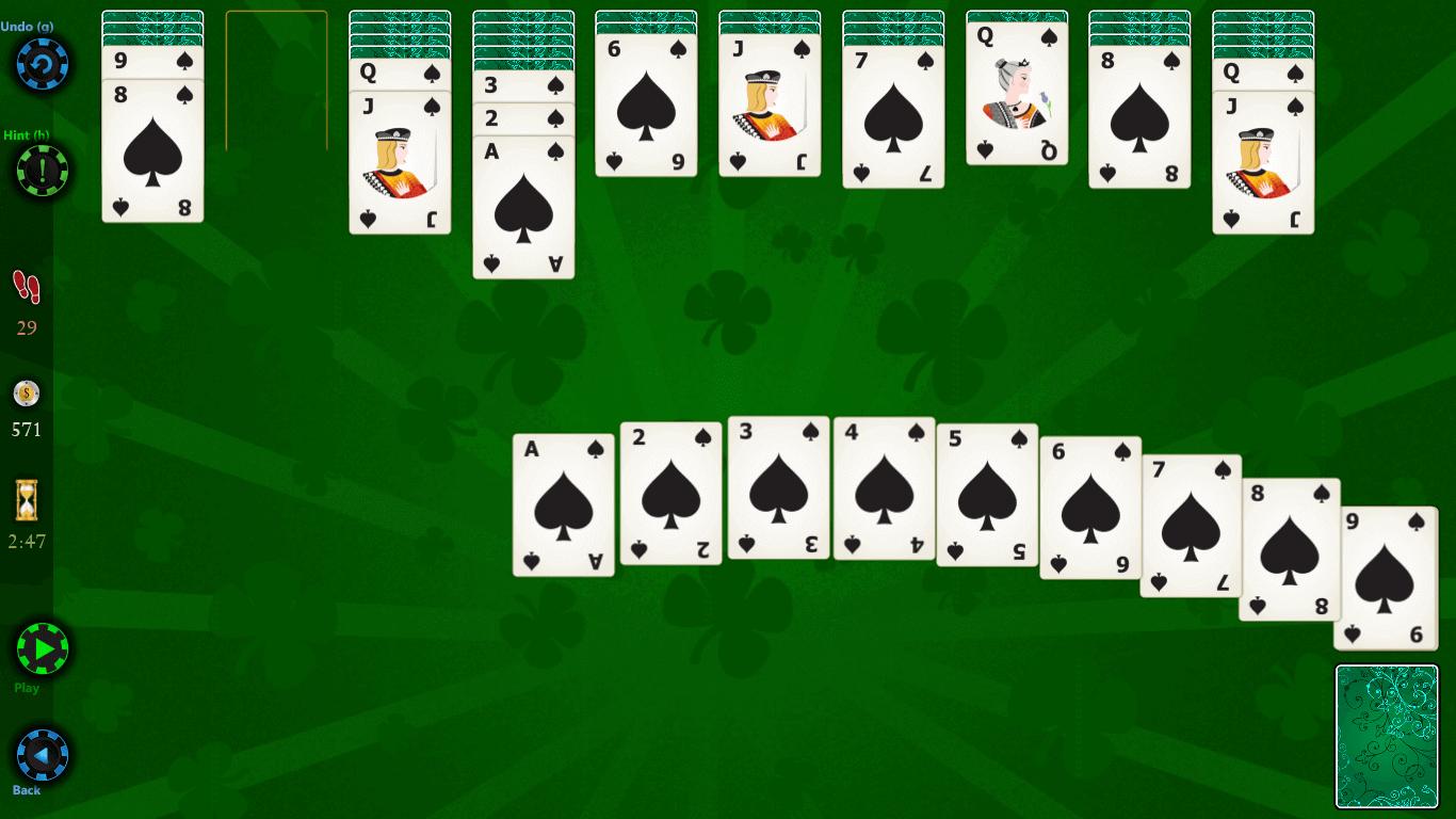 Jeux de Cartes - R ussites t l charger
